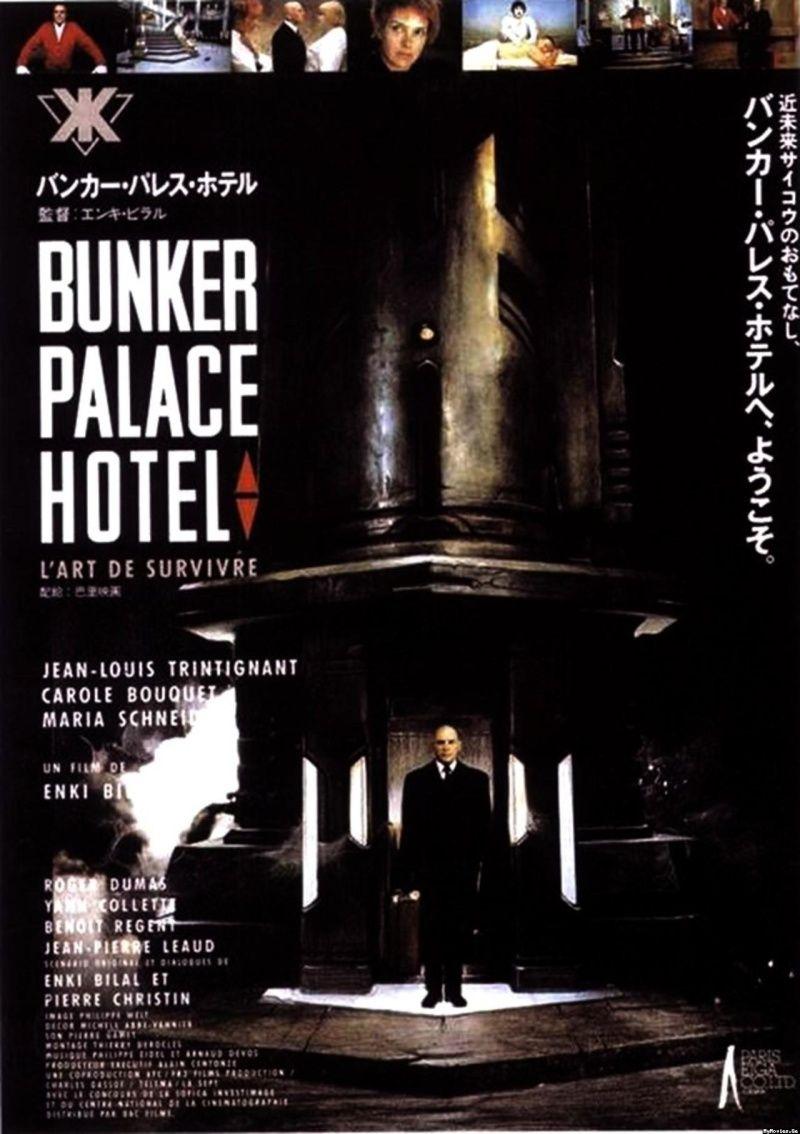 affiche de Bunker Palace Hotel