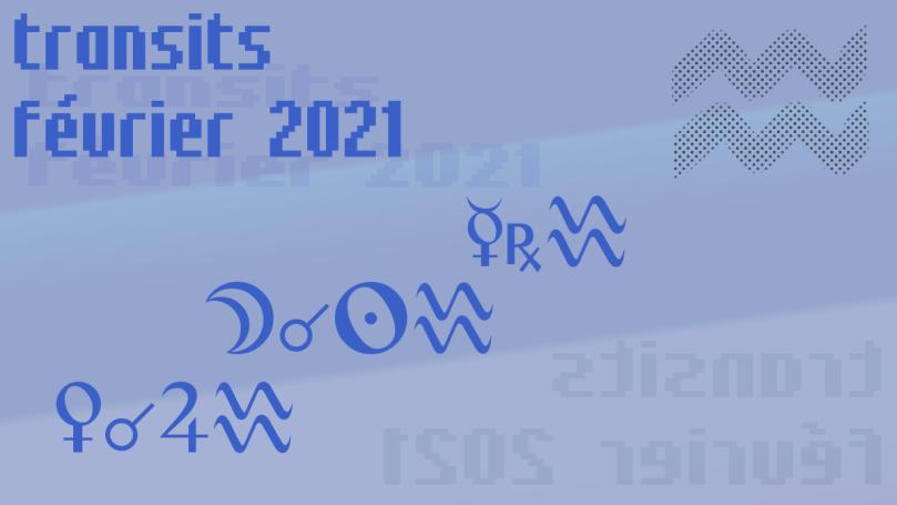transits février 2021