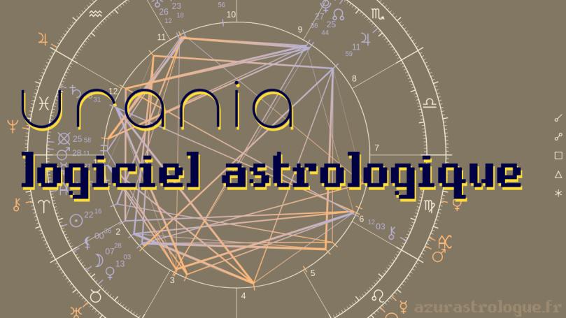 Urania, logiciel astrologique
